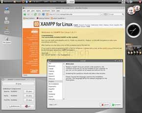 WorkbenchでのXAMPPインストール
