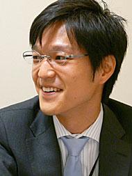 NTTデータの余伝道彦氏