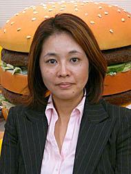 日本マクドナルドの清水朋子氏