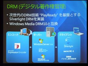 DRM機能