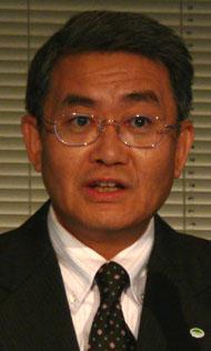 中村孝男氏
