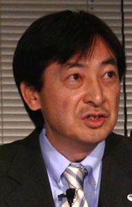 石井武夫氏