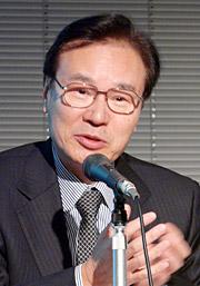 「米国の外交力、政治力は限界に達した」と語る谷内正太郎氏