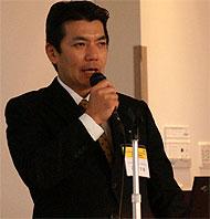 日本IBM 澤田千尋 Lotus事業部長