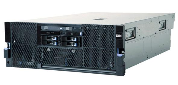 IBM System x3850 M2 Datacenterモデル