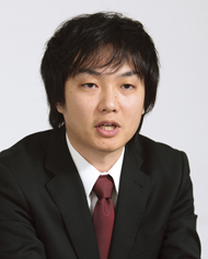 株式会社 サイバーエージェントFX システム部 アシスタントマネージャー 岩瀬 優氏