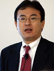 日本IBM 理事 日野義久 Tivoli事業部長