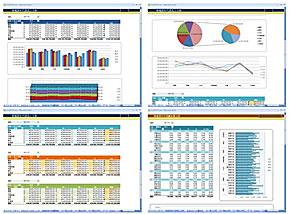 分析リポートのイメージ