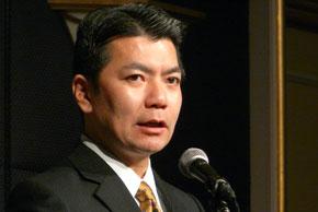 日本IBM Lotus事業部 澤田千尋事業部長