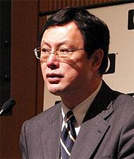 日本HP エンタープライズ ストレージ・サーバ事業統括 松本芳武氏