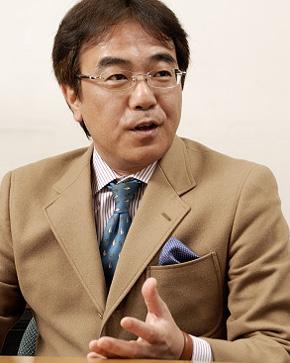 ファイルメーカー 代表取締役社長 粟倉豊氏