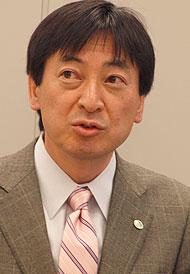 日立 システム管理ソフトウェア本部 石井武夫 本部長