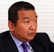 日本IBM 理事 諸富健二 システムx事業部長