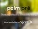 Sprint、「Palm Pre」を発売