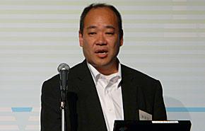 日本IBM グリーン・イノベーション事業推進の岡村久和部長