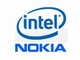 IntelとNokia、新モバイル端末に関する長期提携を発表