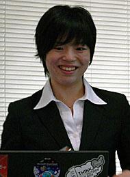 世界予選の上位6人に残ったファイナリストの寺田さん