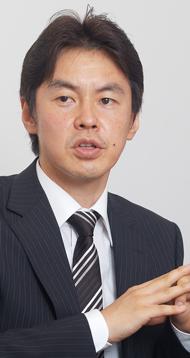 日本オラクル システム事業統括本部 データベース製品ビジネス推進本部 プラットフォーム・ソリューション推進部 シニアマネジャー 椛田后一氏