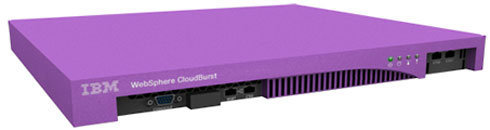WebSphere CloudBurst �A�v���C�A���X