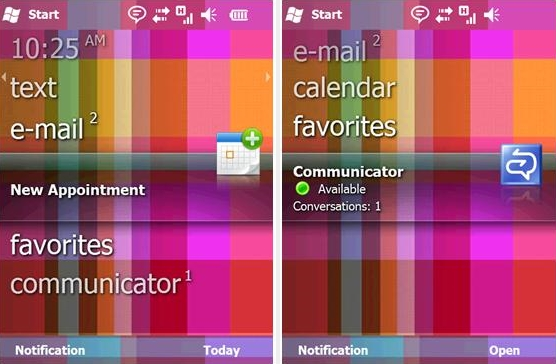 Office Communicator Mobile