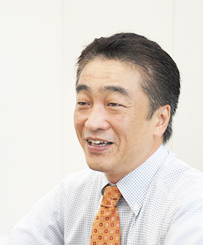 吉田賢治郎さん