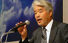 日本オラクル 副社長 執行役員の志賀徹也氏