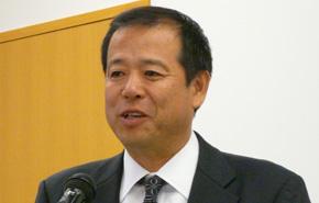 ソフトバンクBB 取締役 常務執行役員 コマース&サービス統括の溝口泰雄氏