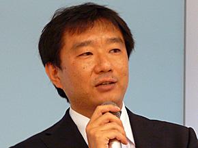 マイクロソフト プラットフォーム戦略本部 シニアエグゼクティブ マーケティング スペシャリストの吉川顕太郎氏