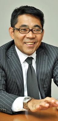 日本オラクル 常務執行役員 システム事業統括本部長 三澤智光氏