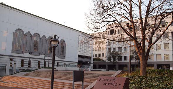 東北学院大 泉キャンパス