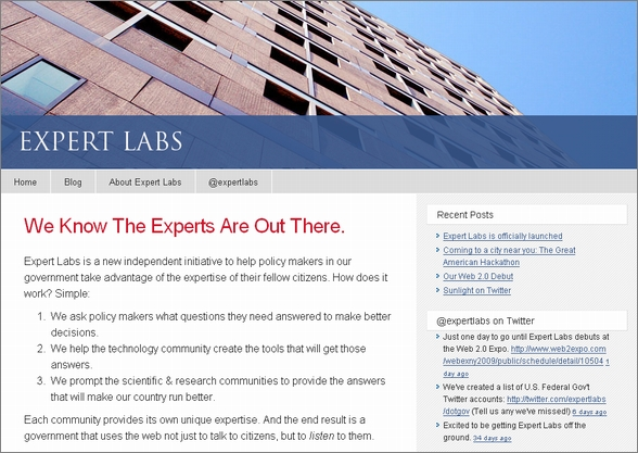 expert labs