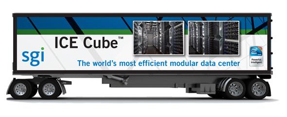 都市型のデータセンターから脱却を図るデータセンター事業者にとって、SGI ICE Cubeのようなコンテナ型モジュラーデータセンターは大きな価値をもたらすのではないか