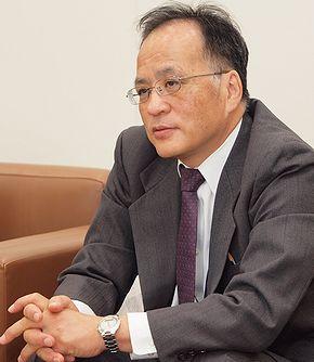 日本IBM 未来価値創造事業 執行役員 岩野和生氏