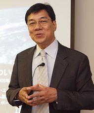 日本IBM 専務執行役員 システム製品事業担当 ポール・マウン氏