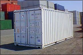 20フィートのISO 668 搬送用コンテナ