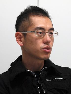 ファーストリテイリング グローバルコミュニケーション部 部長 クリエイティブ・マネジメントディレクター 勝部健太郎氏