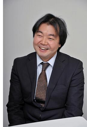 DRM代表取締役社長 青木洋行氏