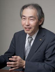 PHP研究所 情報システム部 部長の森行夫氏