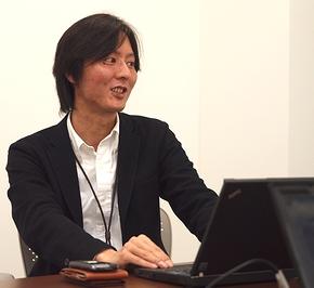 エンタープライズマーケティング本部 インダストリーマーケティンググループ カスタマーエビデンスマネージャ 香坂聡 氏
