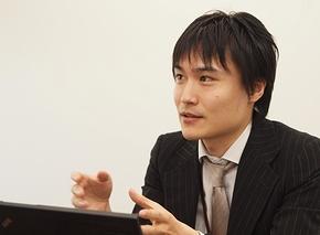コミュニケーションズ・セクター 第一営業部 ソリューション・セールス・プロフェッショナル 吉田茂史氏