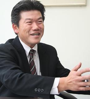 ダイワ光芸 営業部 西岡健二 課長