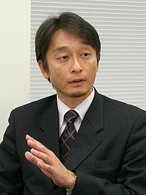 日本IBM ソフトウェア事業 Lotusテクニカル・セールス&サービス 部長 牧裕一朗氏