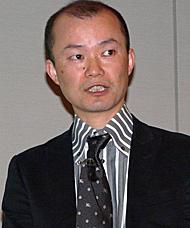 日本ラドウェア 技術本部 ソリューションアーキテクト 出雲教郎氏