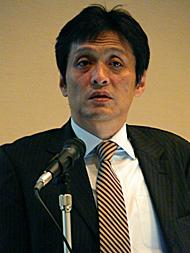 アイアイジェイテクノロジー 取締役 ソリューション推進本部 本部長 松本光吉氏