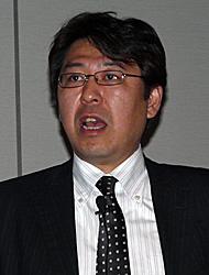 アイシロン・システムズ 営業本部長 兼 マーケティング本部長 関根悟氏
