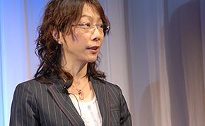 遠藤敦子氏