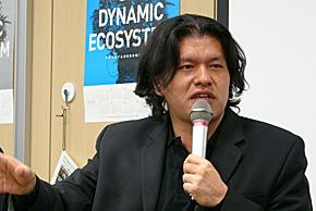 フロムイエロートゥオレンジ 飯野賢治氏