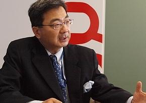 日本SGIの中津社長