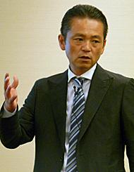 日本IBM 理事 WebSphere事業部長の熊本義信