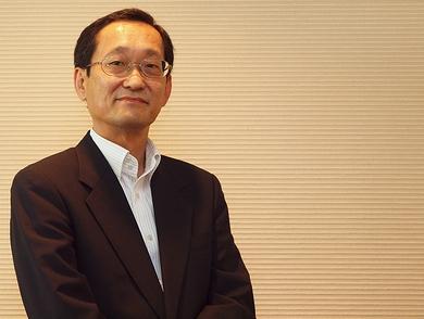 NECの山元正人 執行役員常務